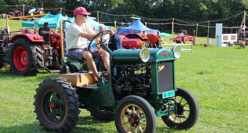 Landmaschinen Oldtimer-Treffen