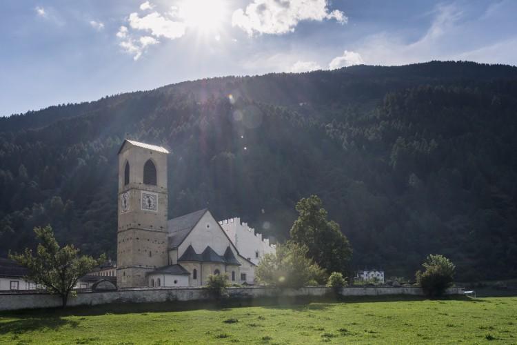 Farbenwerkstatt im Kloster - Erlebnisangebot