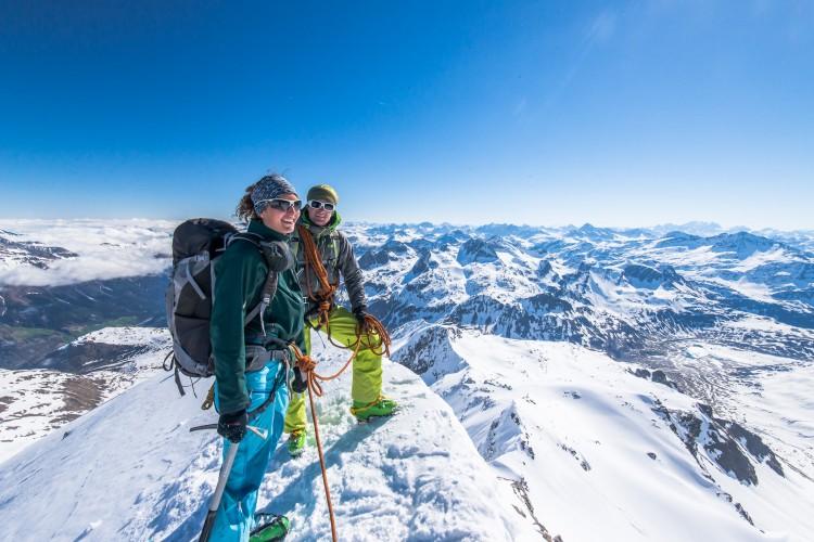 Skitour Piz Tambo, Surettahorn