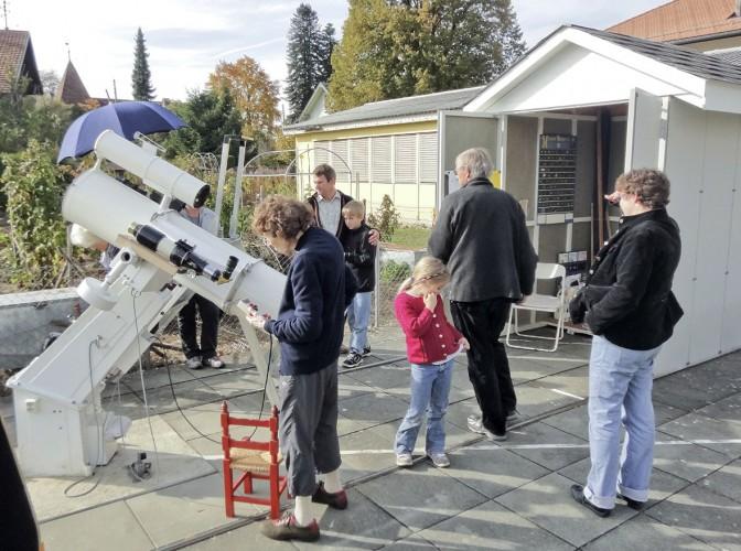 Schulsternwarte Schwarzenburg