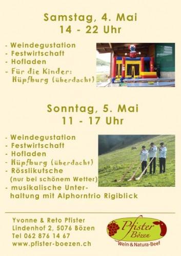Schillertag - Hoffest
