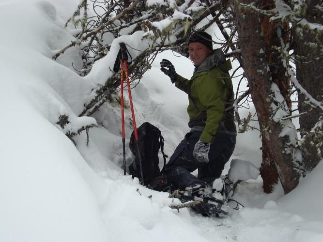 Schneehasenmonitoring