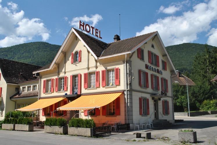 Hôtel-Restaurant La Truite