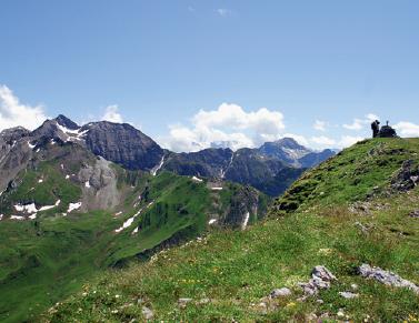 Geopfad - rund um's Wiriehorn
