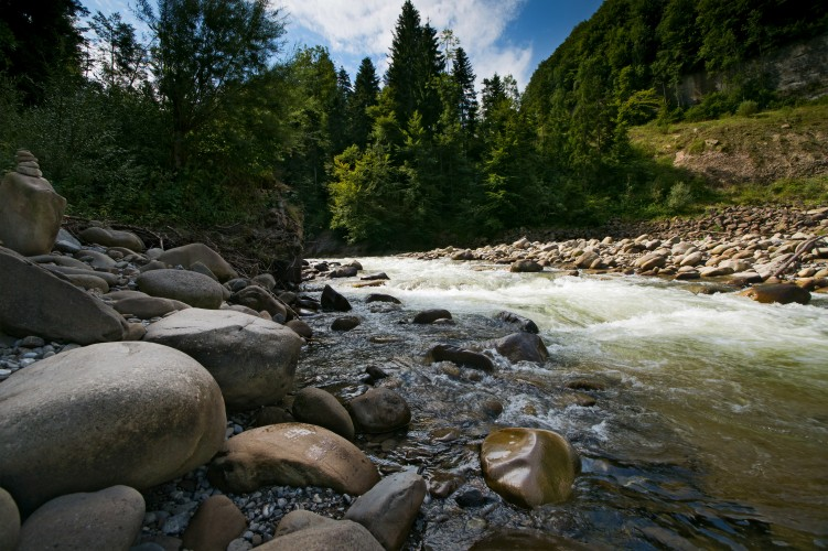 Percorso acquatico Flühli
