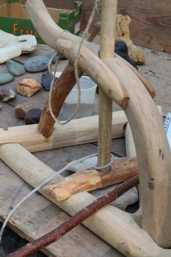 Steinzeit-Werkstatt