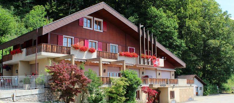 Restaurant Alpenblick Passwang