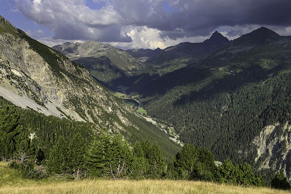 Chants, in Val Tuors