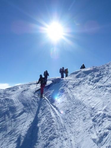 Ostern Skitouren