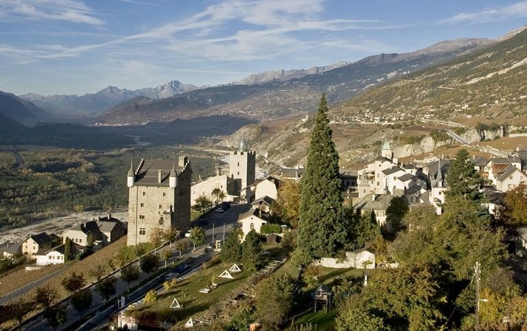 Castelli e residenze signorili