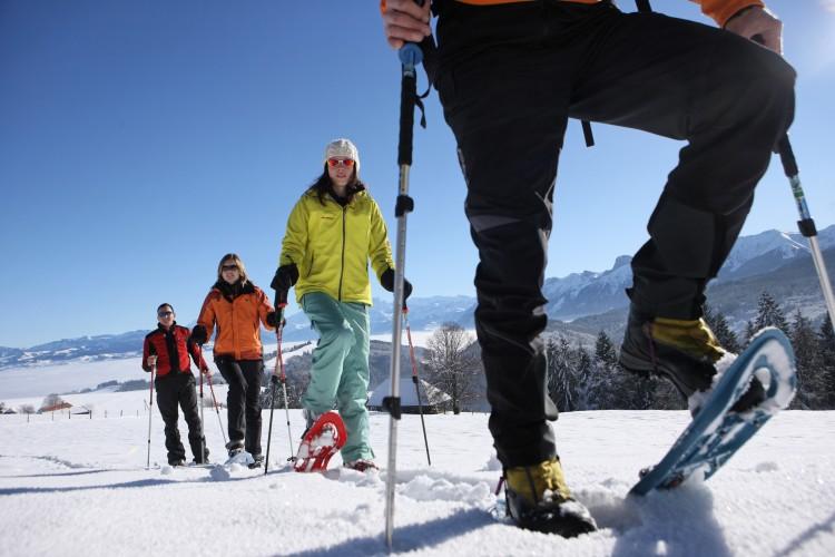 Winterwanderung Riffenmatt LZG