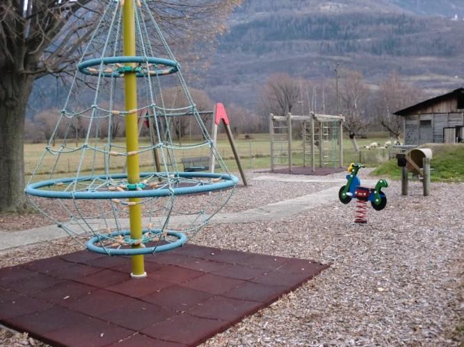Parco giochi di Niedergampel