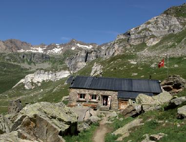 Binn - Binntalhütte - Binn