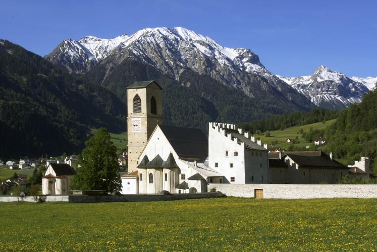 Kloster und Welterbe - Führung im Kloster St. Johann