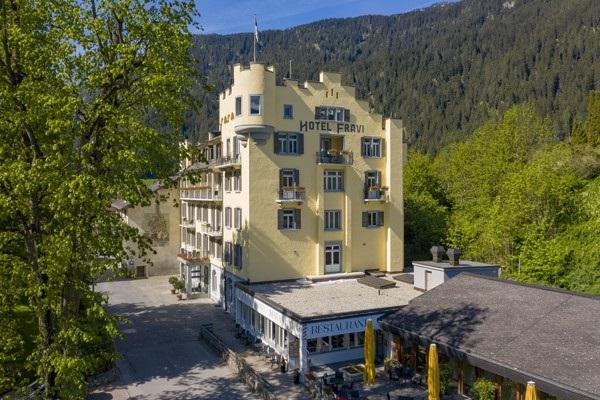 Hotel Fravi - © Hotel Fravi, Rupa