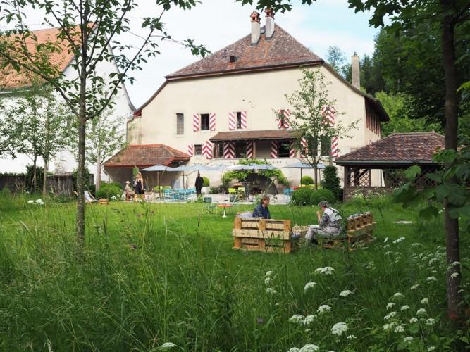 Auberge de Abbaye de Montheron