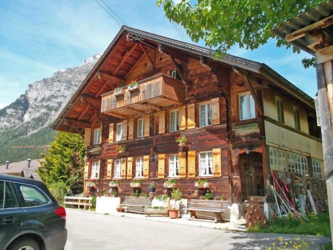 Ferienwohnung Chalet Grimmialp