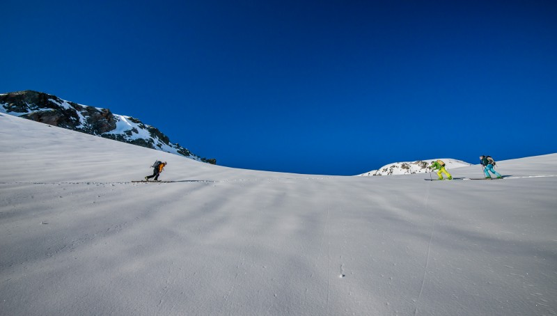 Skitour Piz Beverin