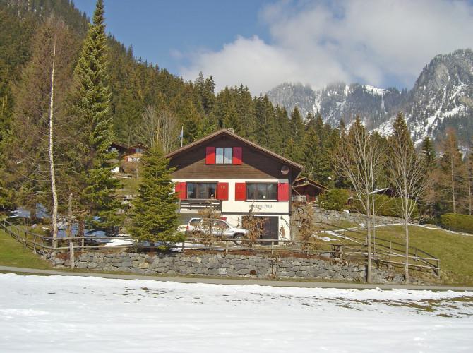 Ferienhaus Grimmi-Hüsi