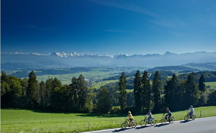 Gantrisch E-Bike Safari