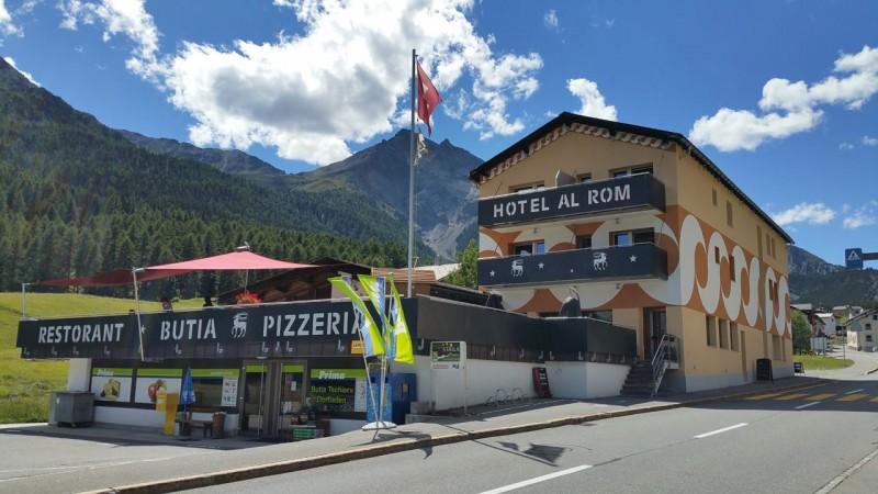 Hotel & Restaurant Al Rom