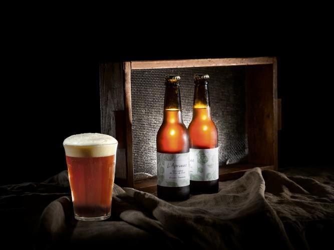 L'Apronne, bière du Parc