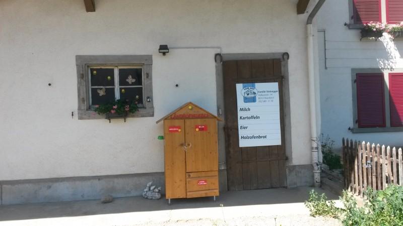 Hofladen Familie Steinegger