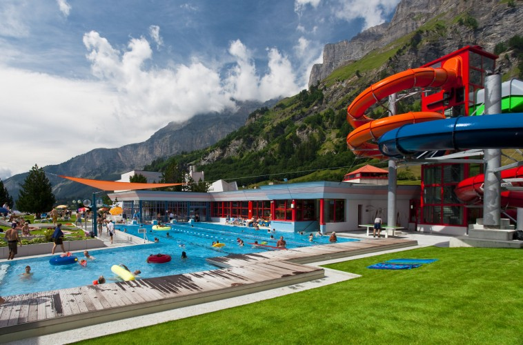 Leukerbad-Therme