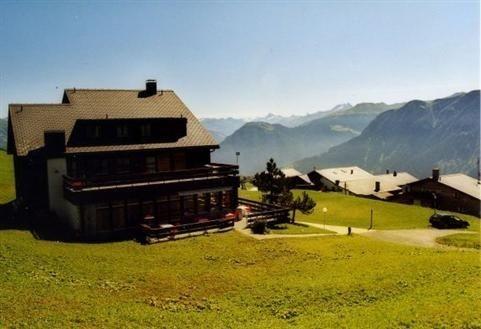 Berghaus Piz Beverin