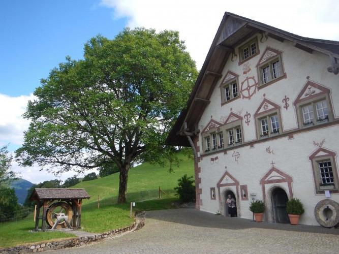 Le moulin de Ramiswil