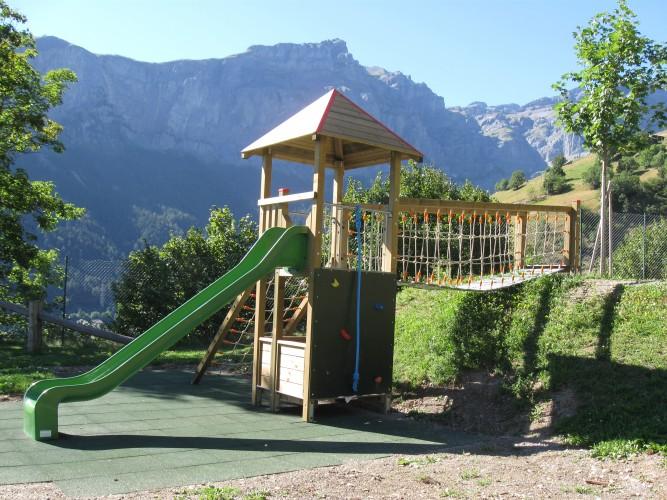 Kinderspielplatz Albinen