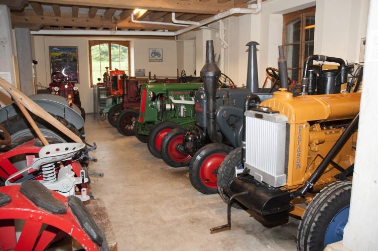 Musée de la Machine Agricole