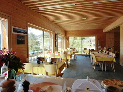 Restaurant  Muntsulej