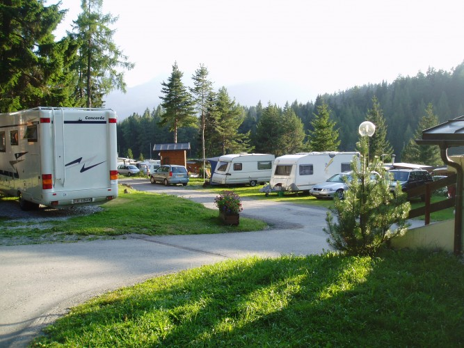 Camping St. Cassian