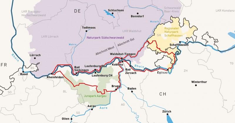 Dreipärke-Radtour West
