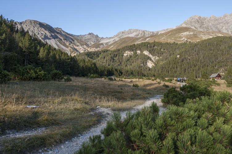 Petite randonnée Il Fuorn