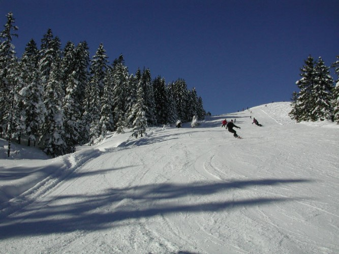Aventure hivernale Rüschegg