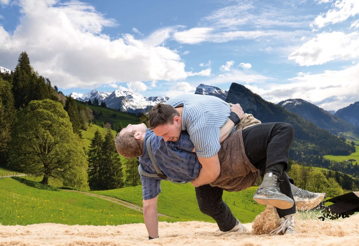 Swiss Wrestling Trail