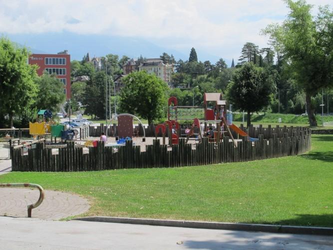 Kinderspielplatz Siders