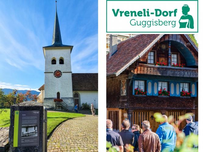 Dorfrundgang Guggisberg