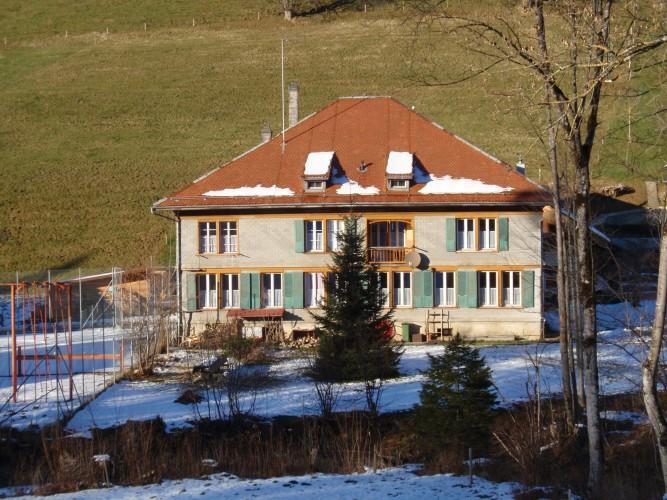 Gîte Schulhaus Hirschmatt