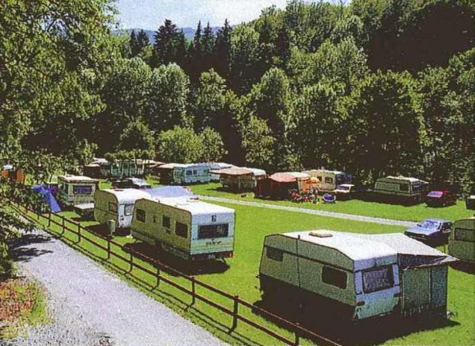 Campingplatz Sihlwald