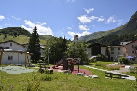 Spielplatz Bivio