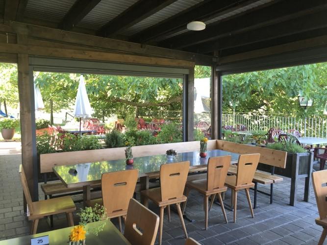 NATURPARK-WIRT: Alprestaurant Babental
