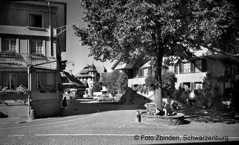 Schwarzenburg - Dorfführungen