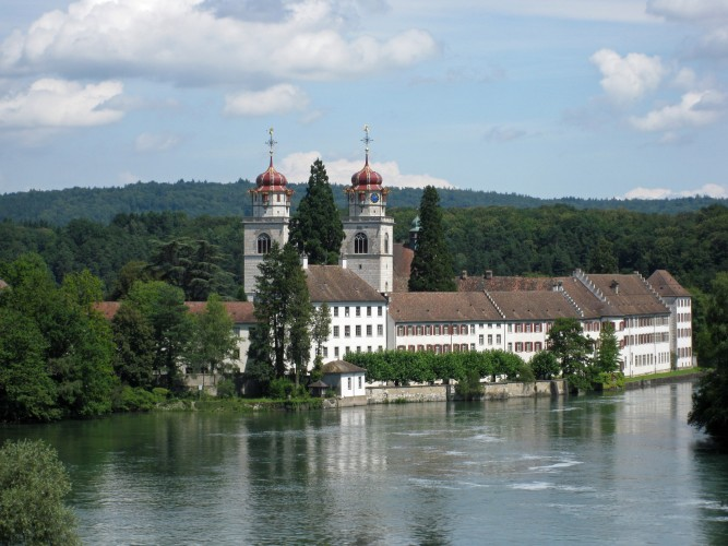 Chiesa del convento di Rheinau