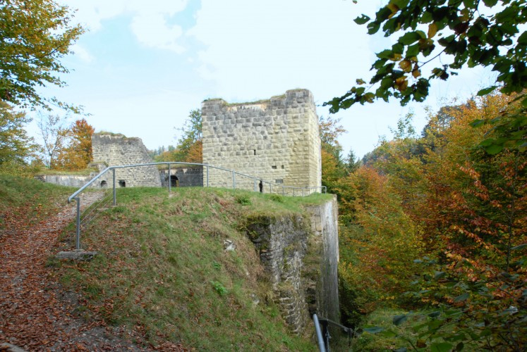 Grasburg Schwarzenburg
