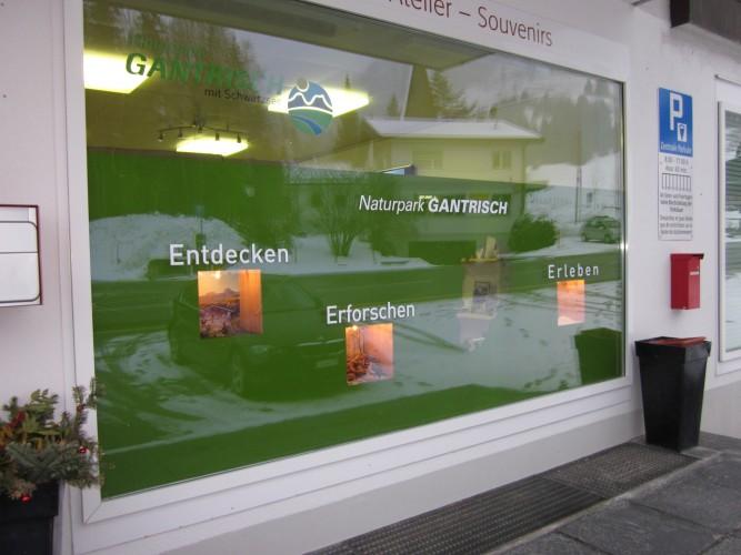 Infozentrum Schwarzsee