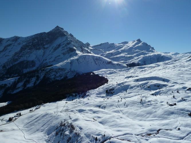 Winterwandern Glaserrunde