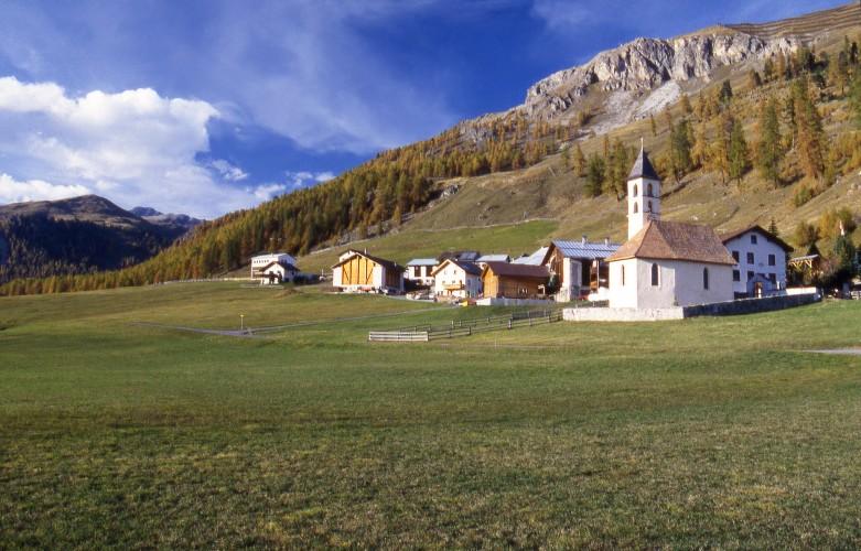 Le village de Lü